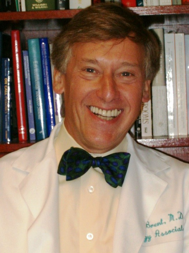 Jeffrey Brent; MD, PhD
